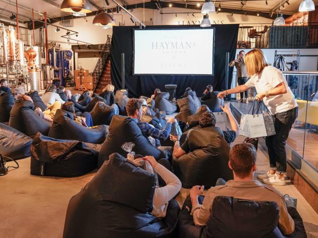 Hayman's Ginema Screenings