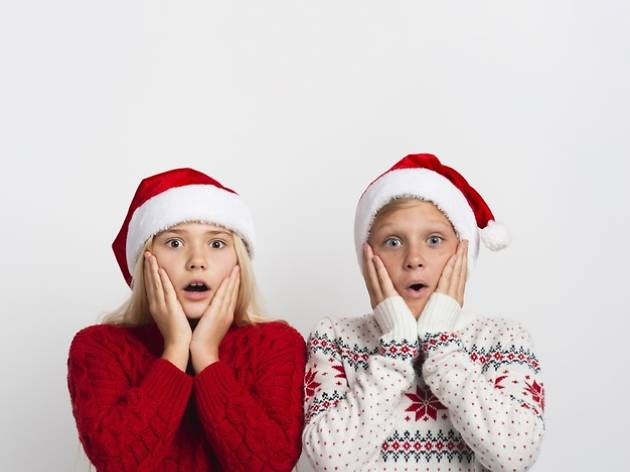 Estão quase aí as férias de Natal para os miúdos