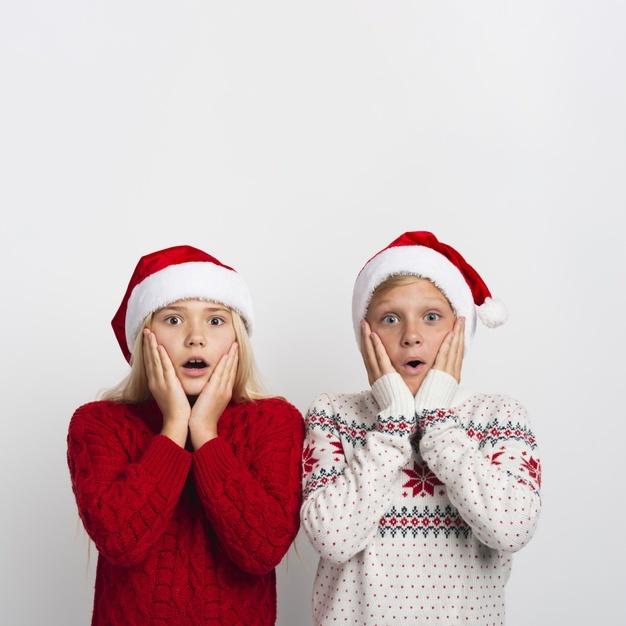 Crianças Natal