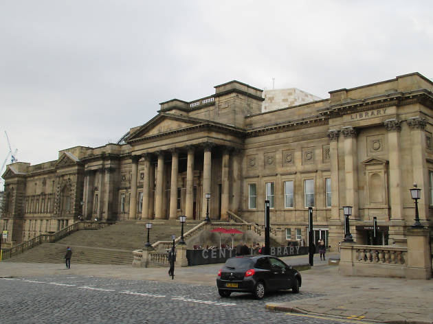 World Museum in Liverpool
