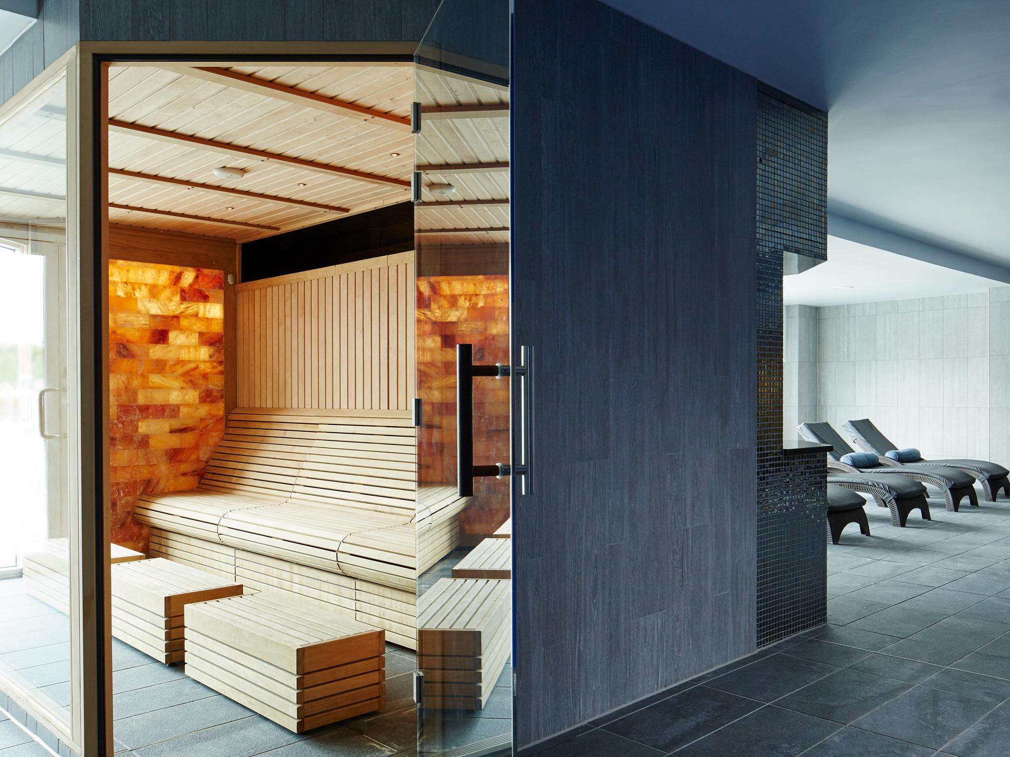 Formby Hall spa near Liverpool