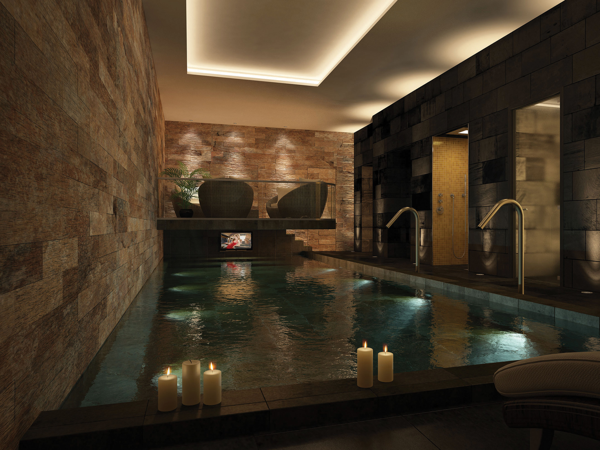 Eforea spa at DoubleTree Hilton hotel in Liverpool