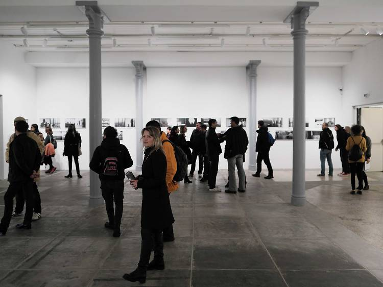 Visit a challenging exhibition