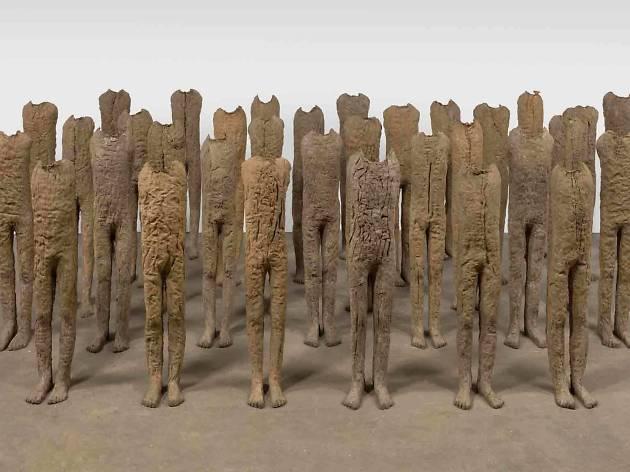 Magdalena Abakanowicz: Corporeal Materiality