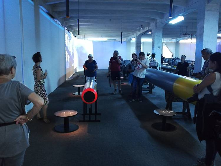 See where torpedoes came from