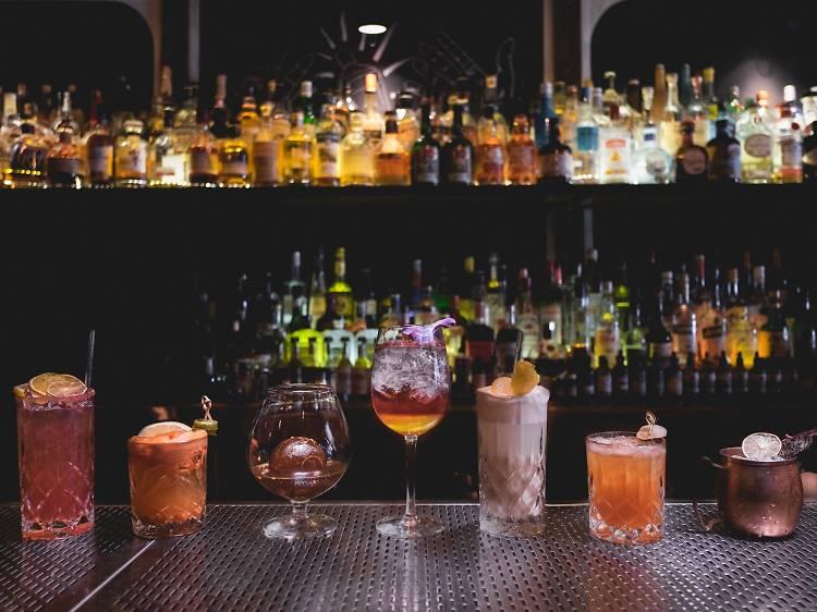 Le 132 Bar Vintage