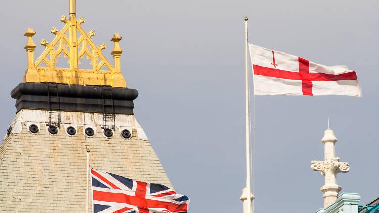 Does London have a flag?