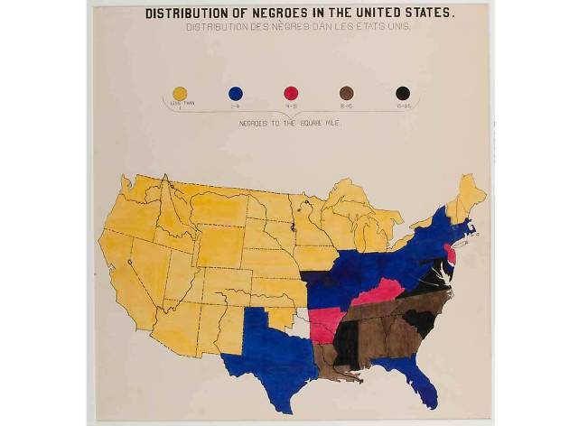 W.E.B. Du Bois: Charting Black Lives