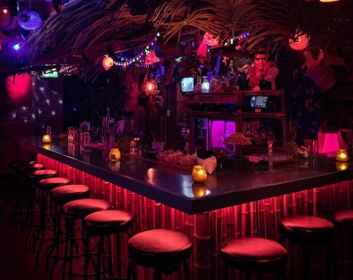 Snowbird Tiki Bar