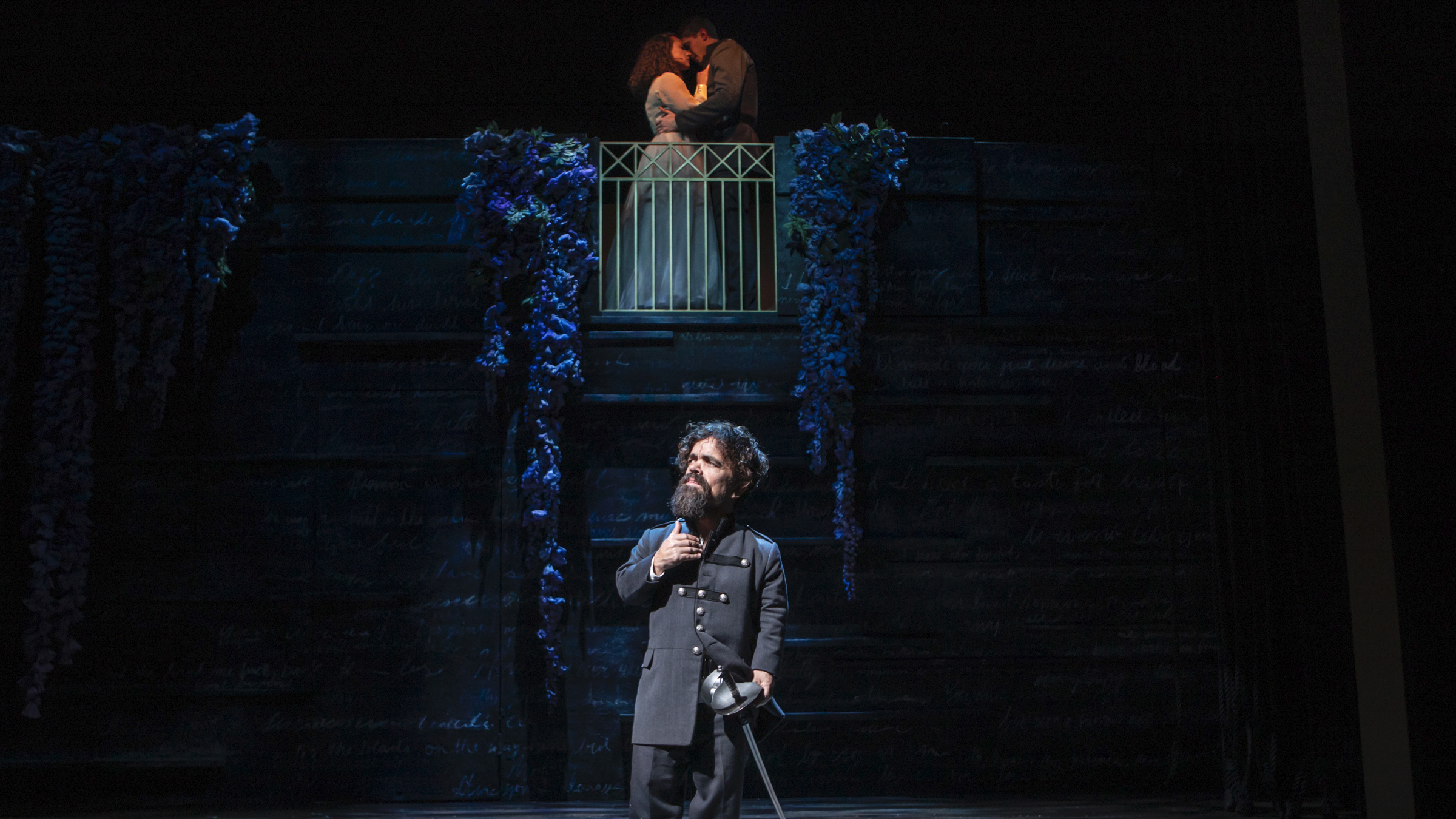 Peter Dinklage in Cyrano