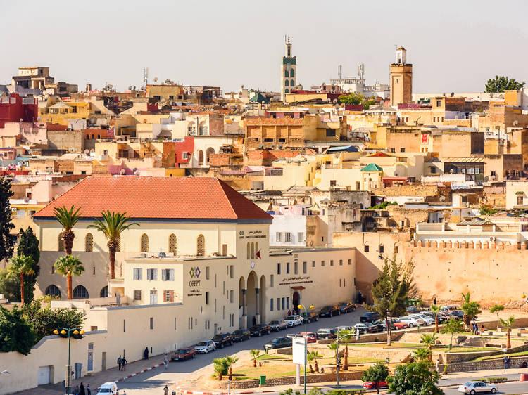 Meknès (Marruecos): La puerta del imperio