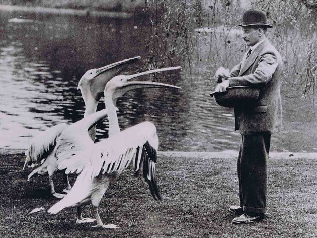 Play, Protest and Pelicans: A People's History of London's Royal Parks