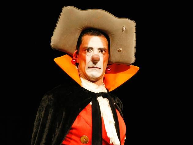 The Clown (Foto: cortesía de producción)