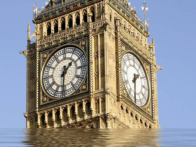 When will London be underwater?
