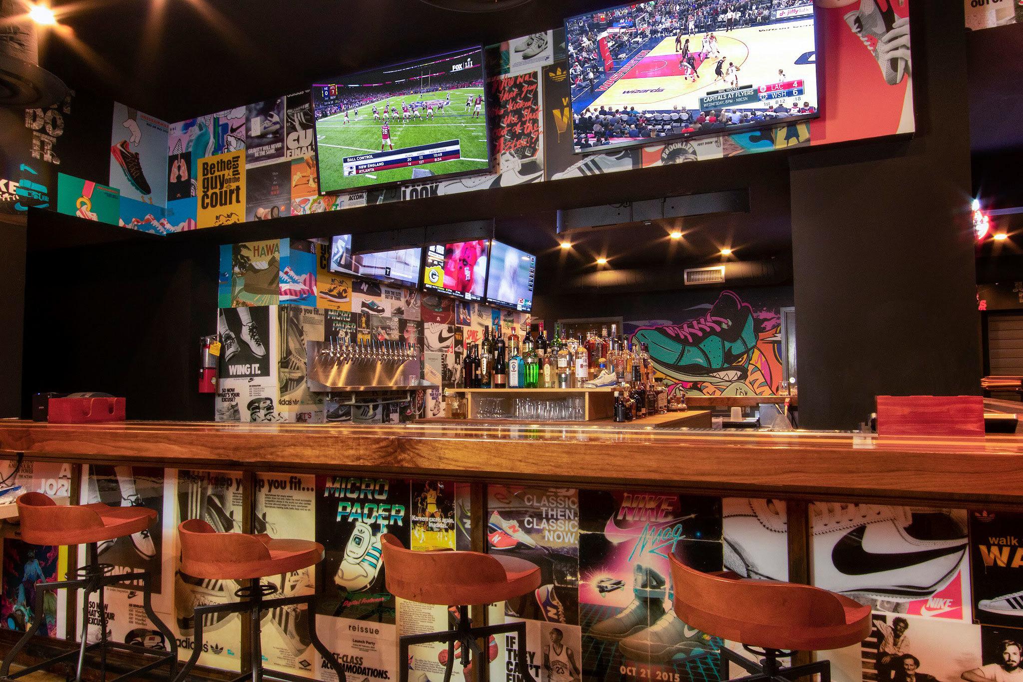 Grails Sports Bar