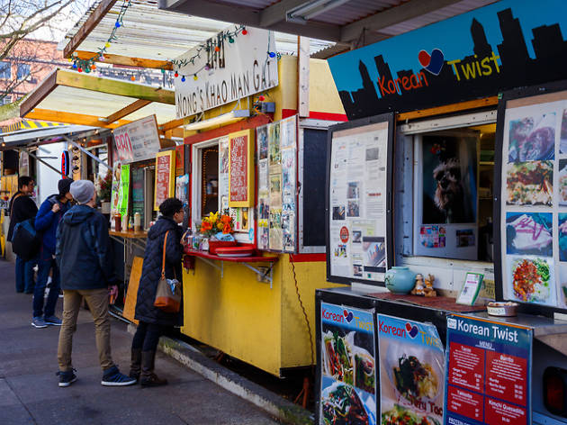 The best food trucks in Portland to get your grub on