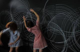 Exposición de Galia Eibenschutz  en el Museo de Arte Carrillo Gil