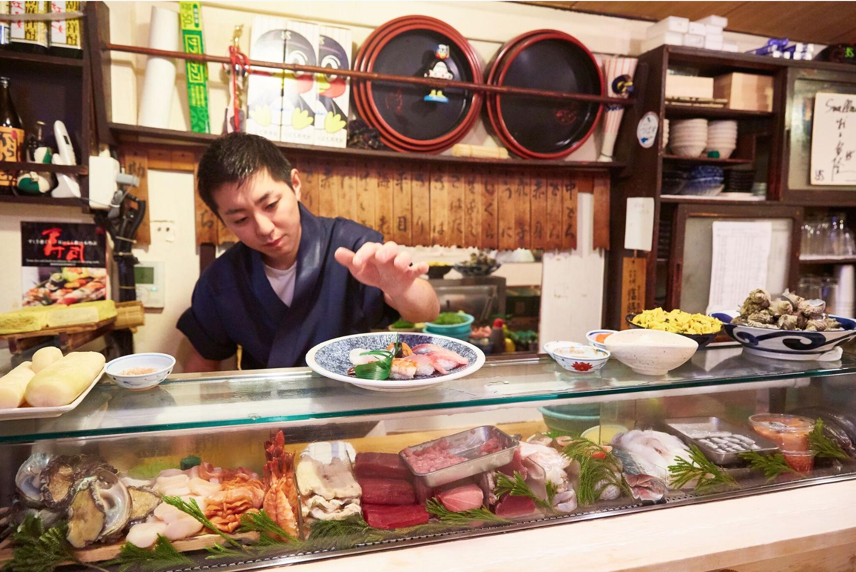 Where to eat at Omoide Yokocho in Shinjuku