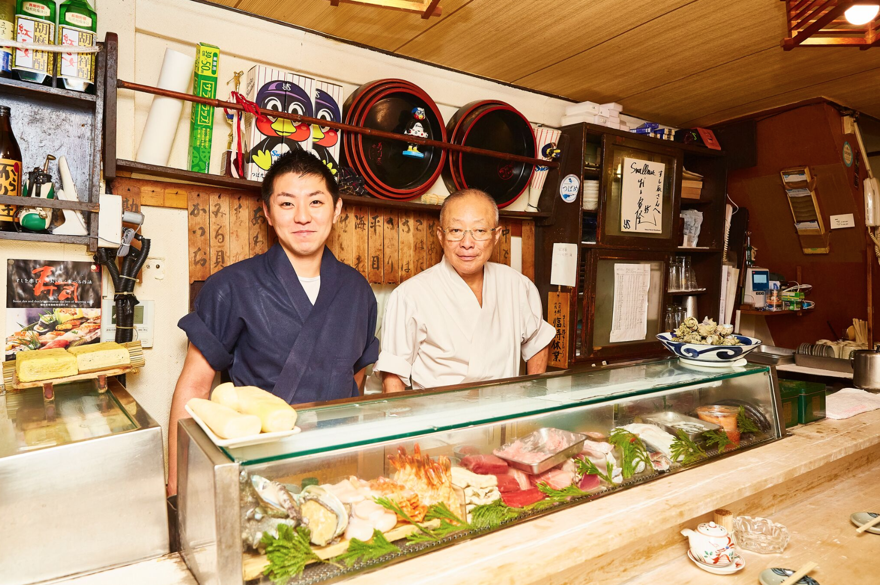 Where to eat at Omoide Yokocho in Shinjuku