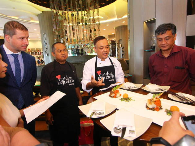 Join the new Club Marriott Dining Loyalty Programme in Malaysia