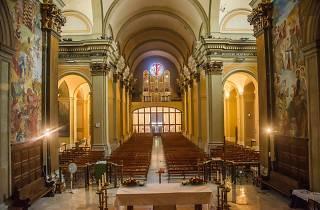 Parròquia de Sant Vicenç de Sarrià