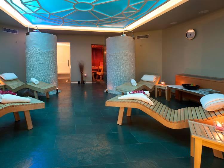 Book a spa retreat