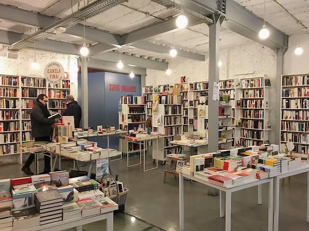 La librería Tipos Infames ha abierto su segundo local en Madrid