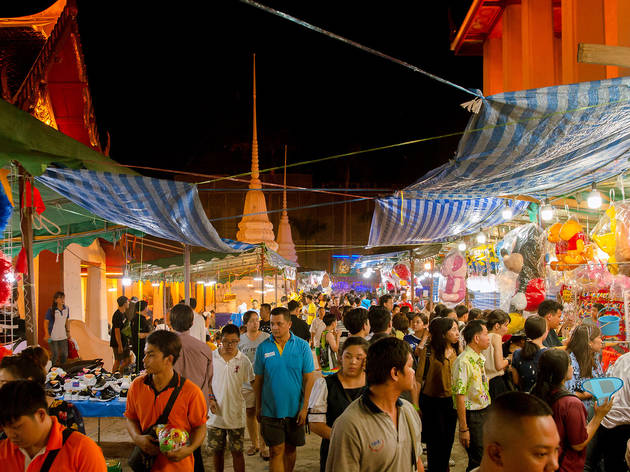 Fun alternative things to do during the Loy Krathong festival