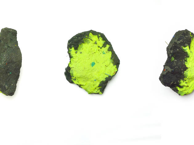 Meteorito fosforito, de Belen Rodriguez