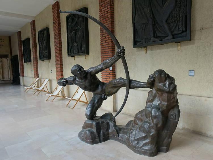 'Héraklès Archer' – Antoine Bourdelle (1906-1909)