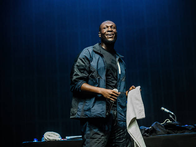 Stormzy's #Merky Books is launching its first pop-up shop in Shoreditch next week