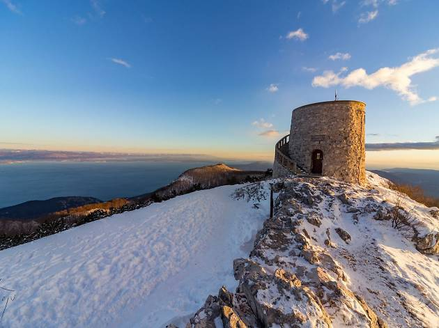 Amazing winter trips from Rijeka