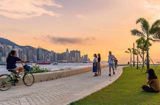West Kowloon Art Park