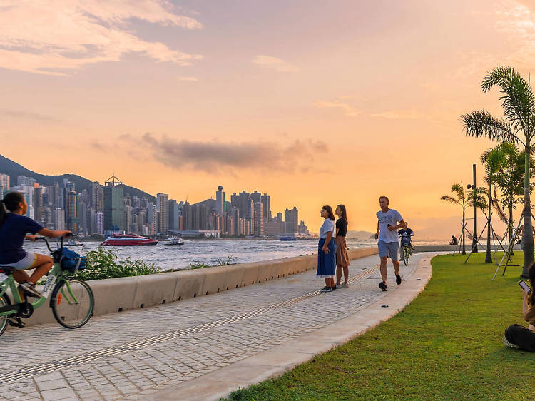 The most Instagrammable cycling routes in Hong Kong