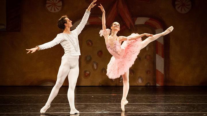 Valentina Kozlova Dance Conservatory: Nutcracker Winter Suite