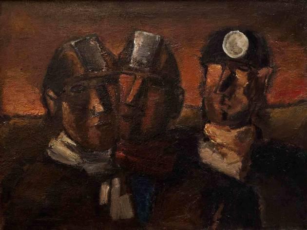 Josef Herman: Journey