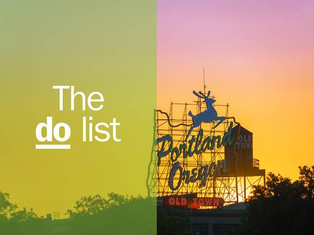 Portland Do List 2019