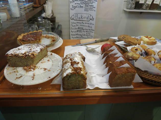 sweedeedee pastry counter