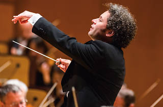 Los Angeles Philharmonic. Director Gustavo Dudamel.