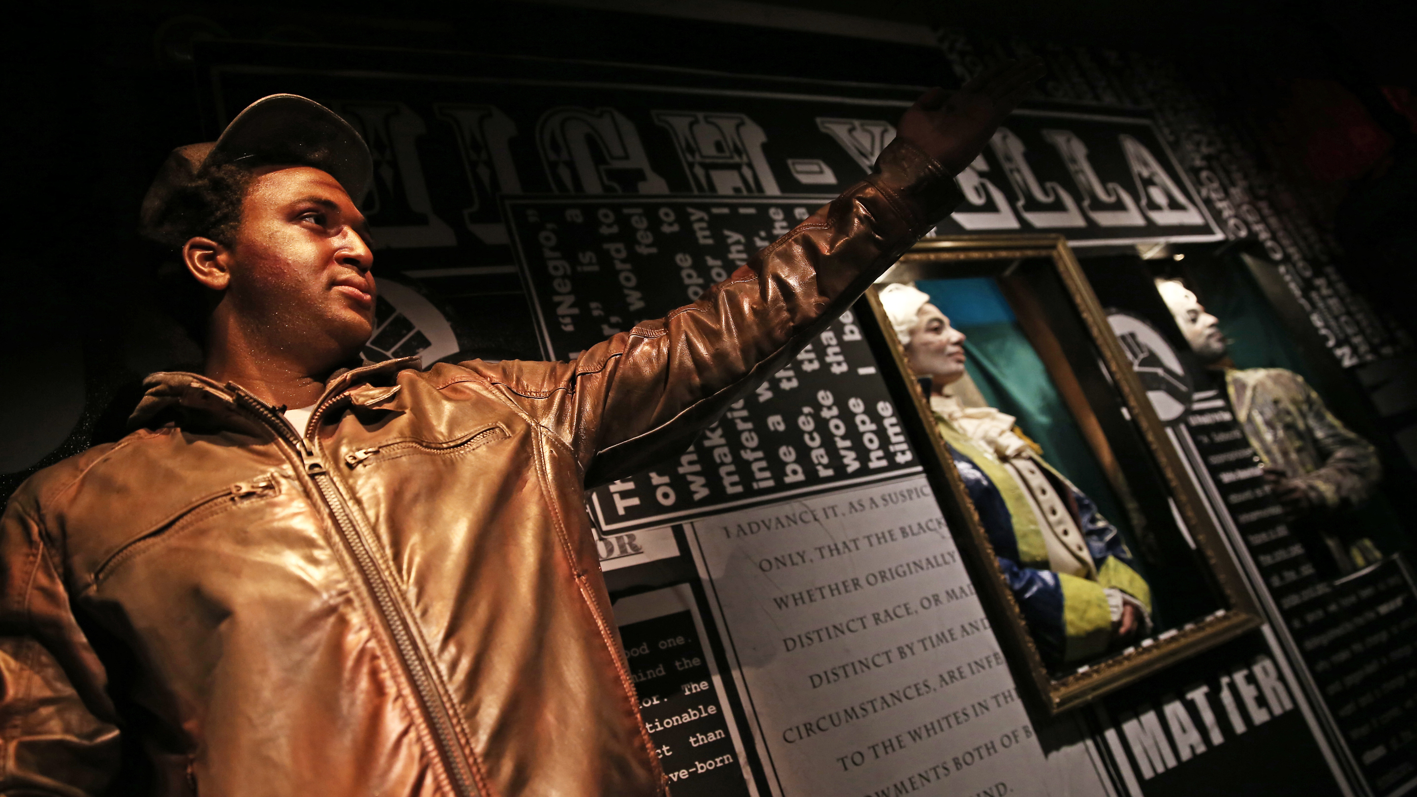 The Black History Museum…According to the United States of America