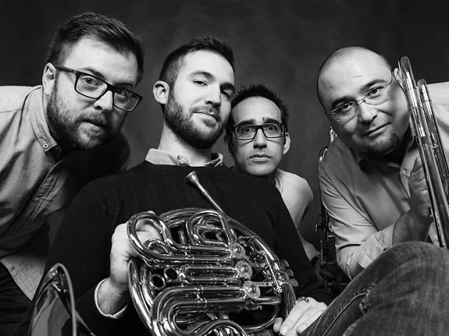 Tetrabrass Bcn Ensemble