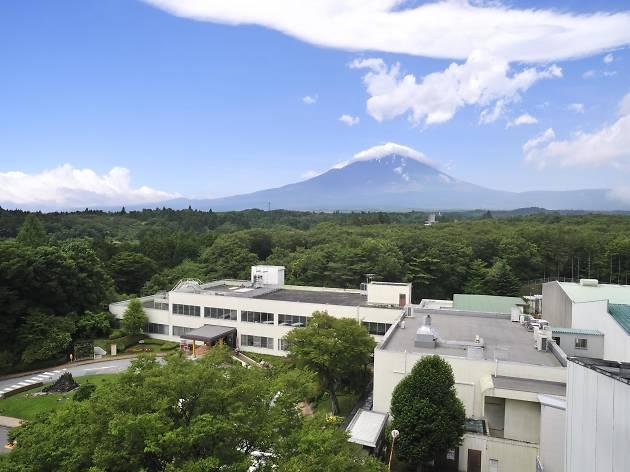 Kirin Fuji Gotemba Distillery