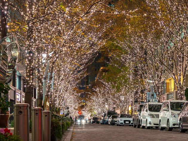 Tokyo illuminations 2019-2020