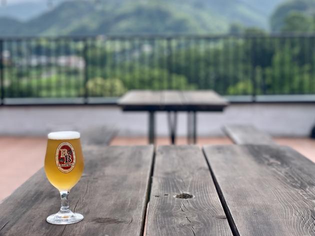 Baird Beer Brewery Gardens Shuzenji