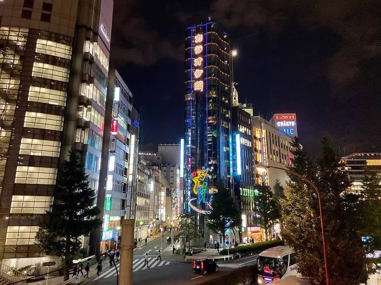 カラオケ館 新宿店