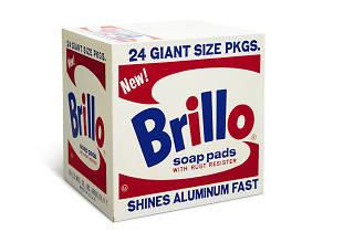 Andy Warhol, Brillo Soap Pads Box, 1964-1969