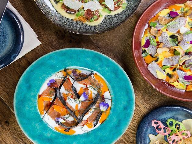 Three courses and a drink at Floral by Lima