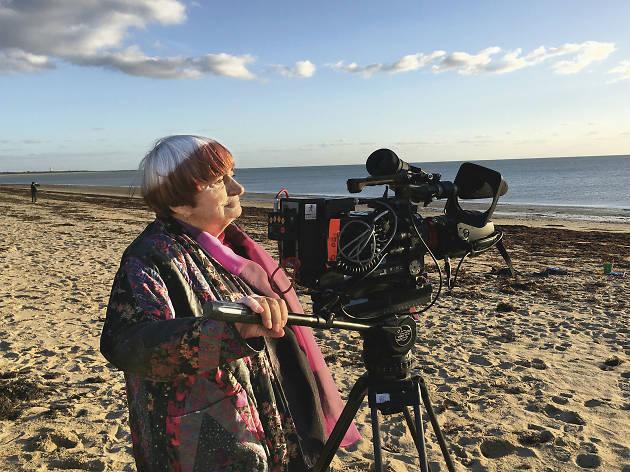 Agnès Varda presenta su documental