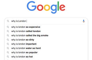 Most Googled questions about London. Google and the Google logo are registered trademarks of Google LLC, used with permission
