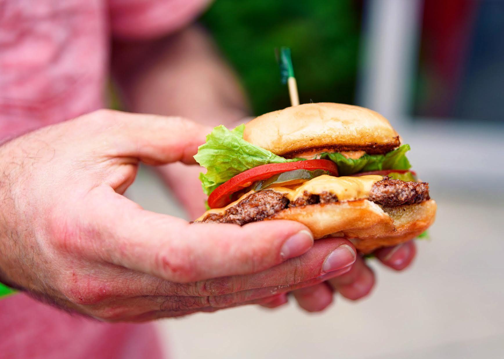 Burger Stevens
